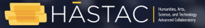 Logo for HASTAC blog, the Humanities, Arts, Science, and Technology Advanced Collaboratory