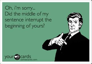 Interruption