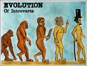 Evolution-of-Introverts-