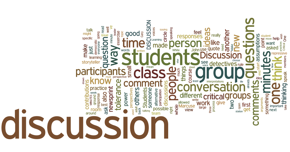 discussion phrase Conclude with a sentence composed mainly of one-syllable words simple language can help create an effect of understated drama conclude with a sentence that's compound or parallel in structure such sentences can establish a sense of balance or order that may feel just right at the end of a complex discussion.