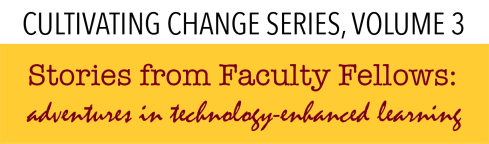 Stories from Faculty Fellows_ Adventures in Technology-Enhanced Learning