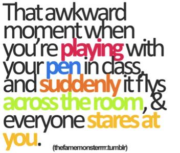 awkward 3